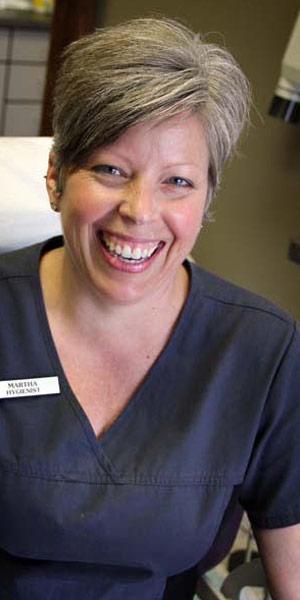 MARTHA – Hygienist