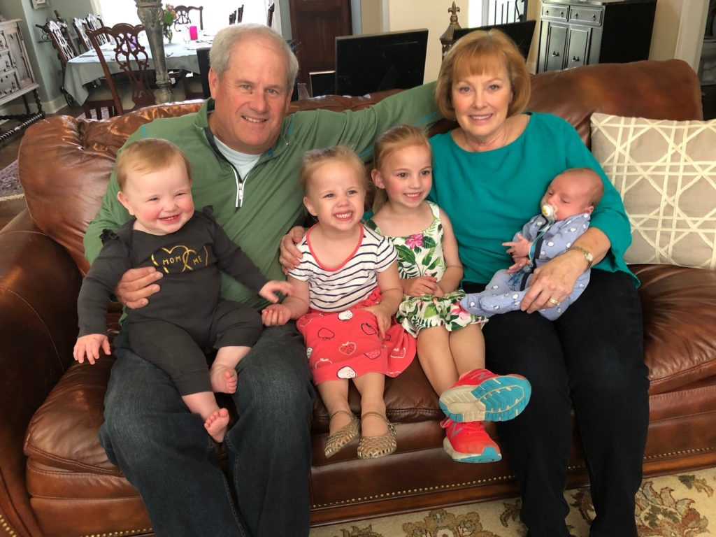 John Cope, DDS grandchildren
